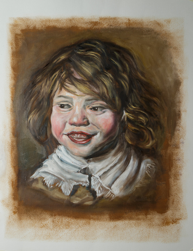painting frans hals