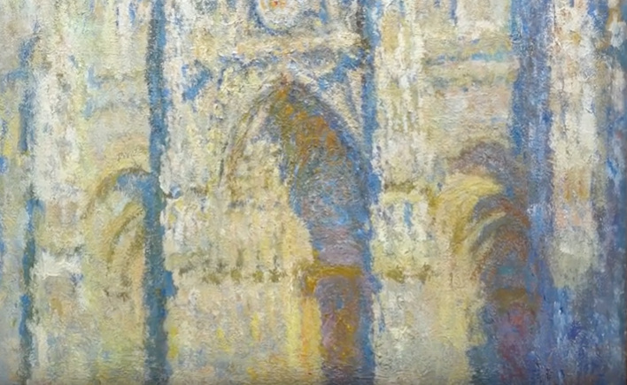 Monet kathedraal Rouen